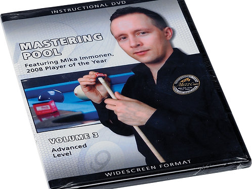 Mastering Pool DVDMP - Volume 3