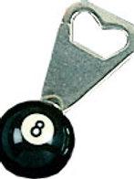 Action NI8BBO 8-Ball  Bottle Opener