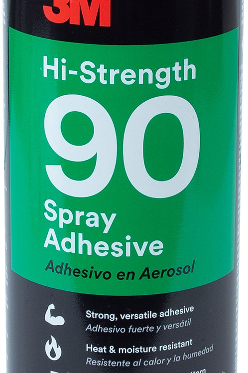 3M TP3M90 Hi-Stength Spray Adhesive
