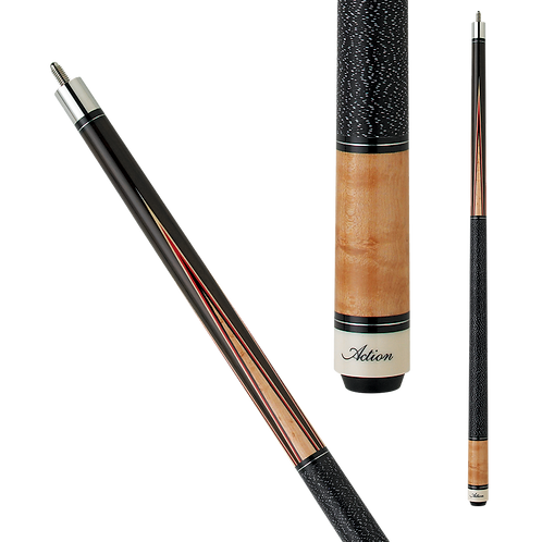 Action INL11 Inlay Pool Cue
