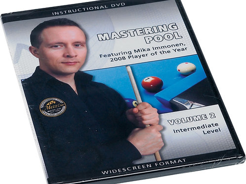 Mastering Pool DVDMP - Volume 2