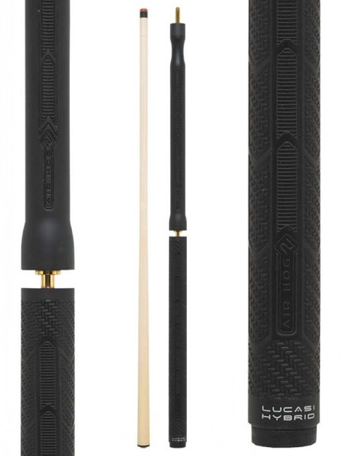 LHAH2 Air Hog 2 Jump Pool Cue