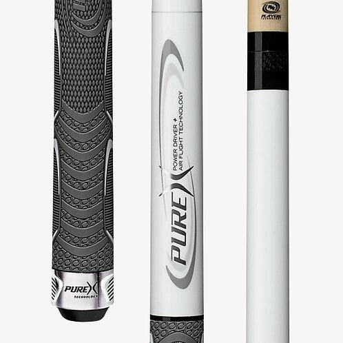 HXT-P2 PureX® Technology Jump/Break Cue, White