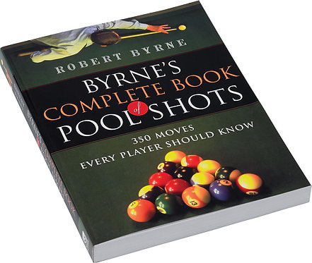 Bryne BK350 Complete Book of Pool Shots