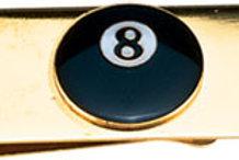 Action NI8MC1 8 Ball  Money Clip