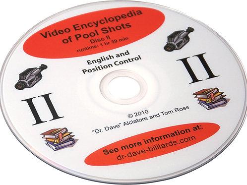 Dr. Dave's DVDEPS2 Pool Shots - Volume 2