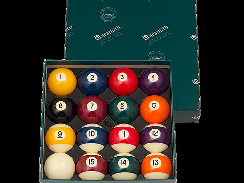 Aramith Premier Pool Ball Set