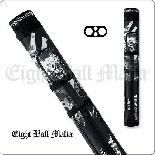 Action Eight Ball Mafia EBMC22B 2x2 Hard Cue Case