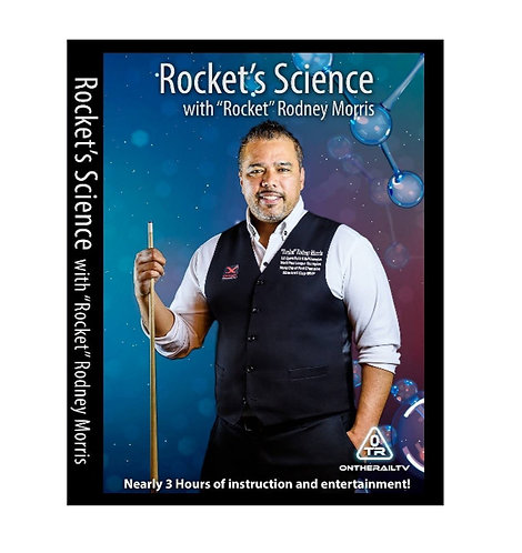 Morris DVDRMRS Rocket's Science