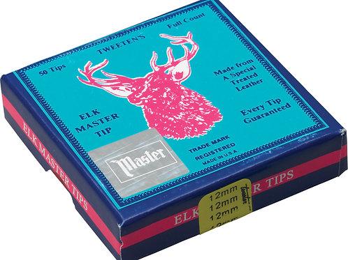 Elk Master QTELK50 Pool Cue Tips - Box of 50
