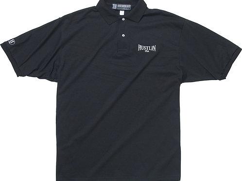 Hustlin HUSPOLO Polo T-Shirt