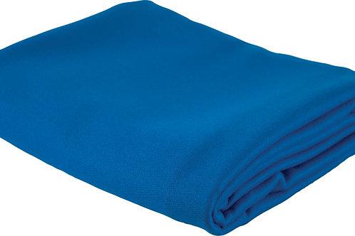 Electric Blue Simonis 860 Worsted Pool Table Felt -Choose Size