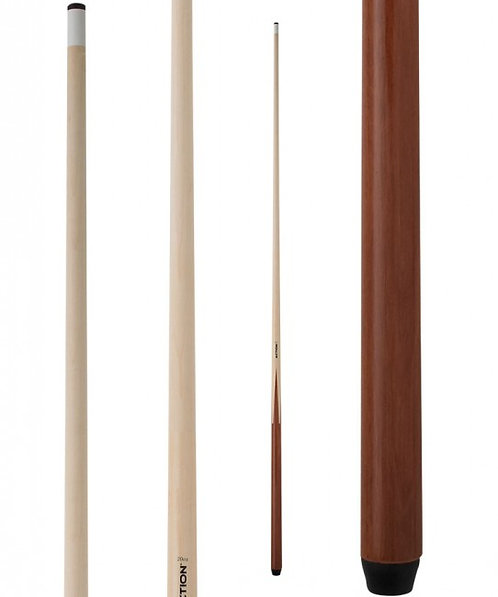 Action ACTB02 One Piece Pool Cue