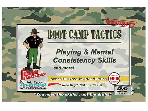 Esposito DISET-B Boot Camp Tactics Set