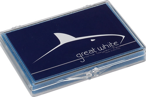 Great White QTGW12 Pool Cue Tips - Box of 12