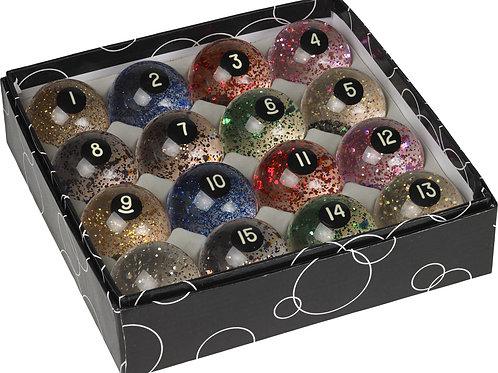 Action BBGLR Glitter Balls