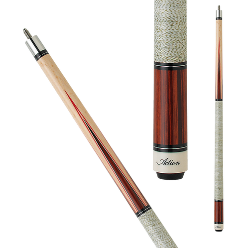 Action INL10 Inlay Pool Cue