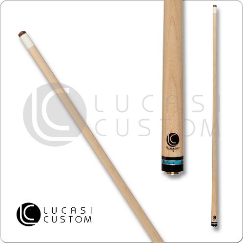 Lucasi Custom LCXS Pool Cue Shaft - Uni-Loc w/ LZD5 Rings