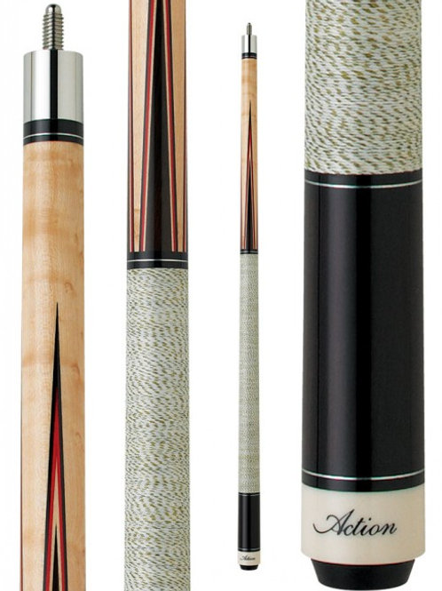 Action INL12 Inlay Pool Cue