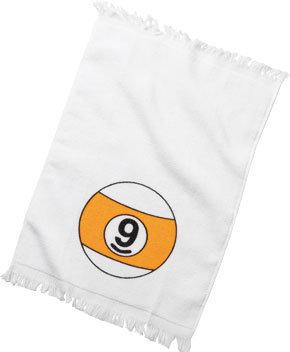9-Ball Towel