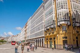 Vollständiger privater Ausflug nach A Coruña