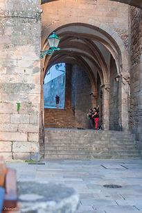 Tour de un día por Santiago de Compostela