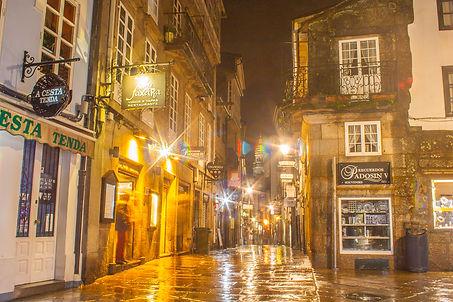 Tour di un giorno a Santiago de Compostela.