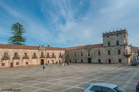 Rías Baixas/Pontevedra : excursion au départ de Vigo