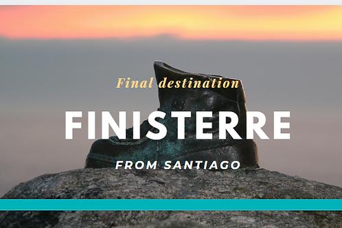 Finisterre, Costa da Morte en 4x4