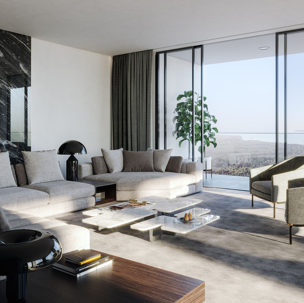 Rocca Towers Penthouse