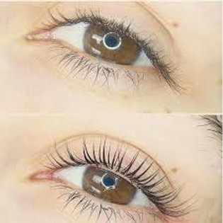 3 Treatments of Eyelash lift & Tint