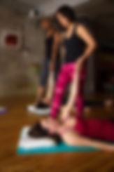 Thai yoga massage & bodywork