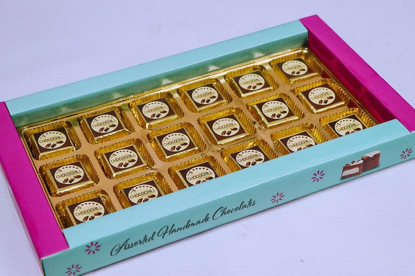 Chocolate Box Pack of 18