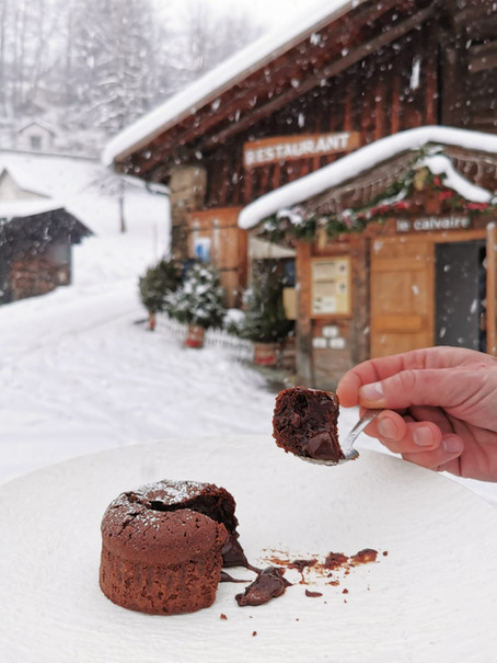 Recette du fondant au chocolat du Chef