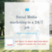 Instagram - Social marketing 24_7 job.pn