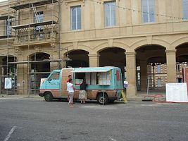 Mobiele pizzeria, Boulogne-sur-Gesse