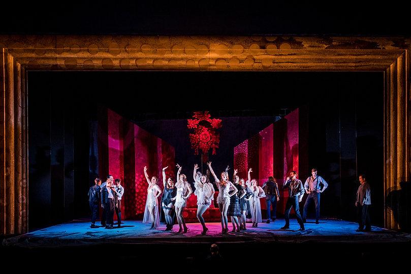 Rake's Progress British Youth Opera
