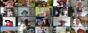 Virtual tea party zoom