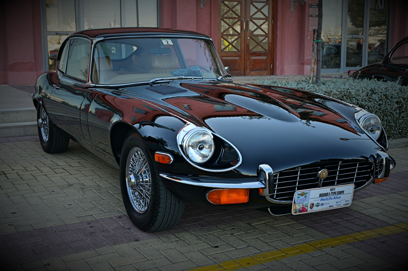1971 JAGUAR E-TYPE FHC