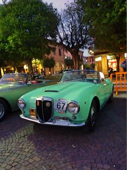 1956 Lancia Aurelia B24 Cabriolet  (18)