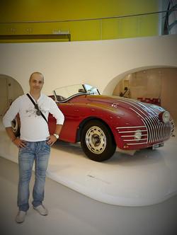 1943 Stanguellini 1100 Barchetta Alla d' Oro  (11)