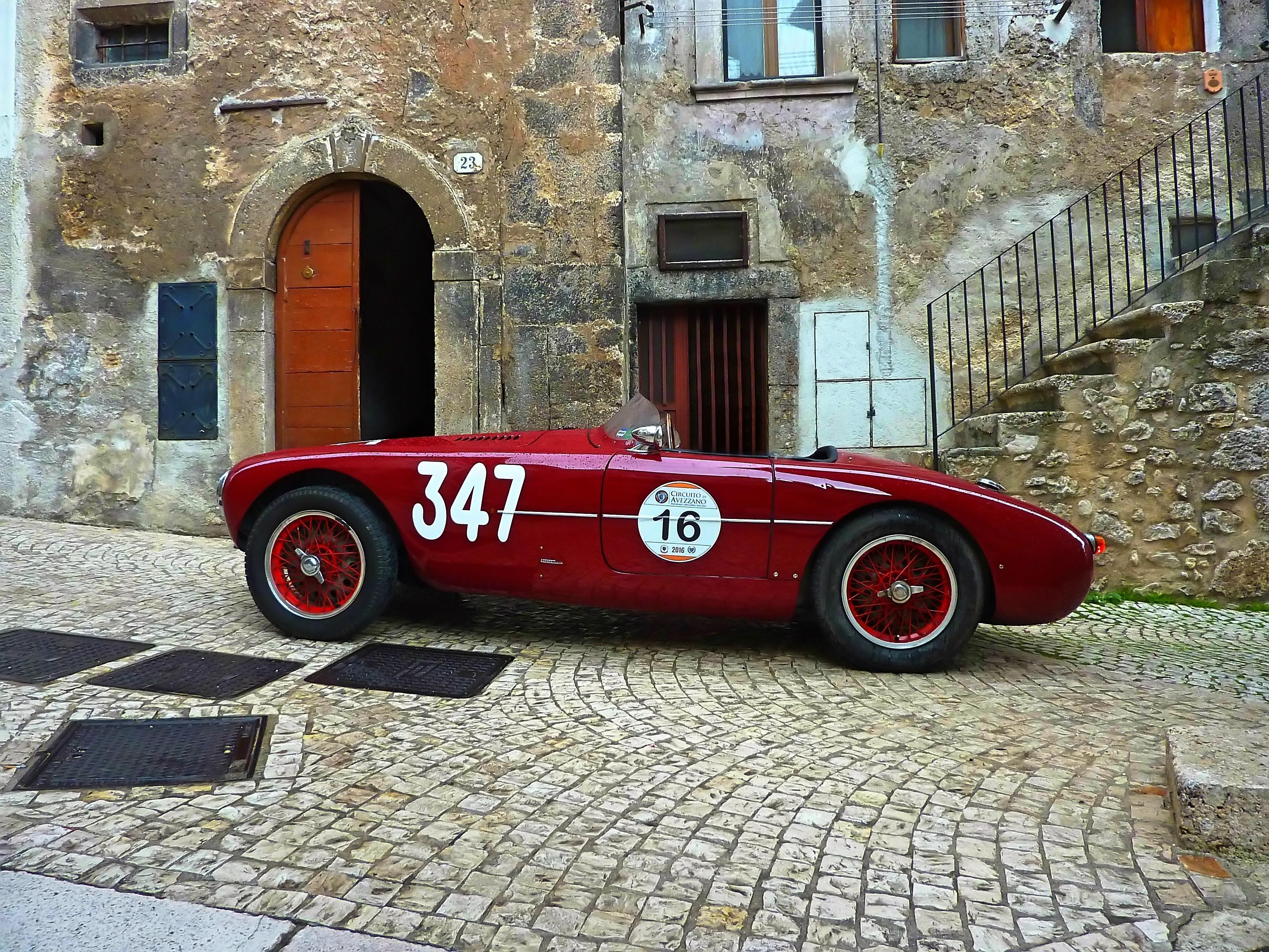 1952 Ermini 1100 Sport Internazionale by Motto (20)