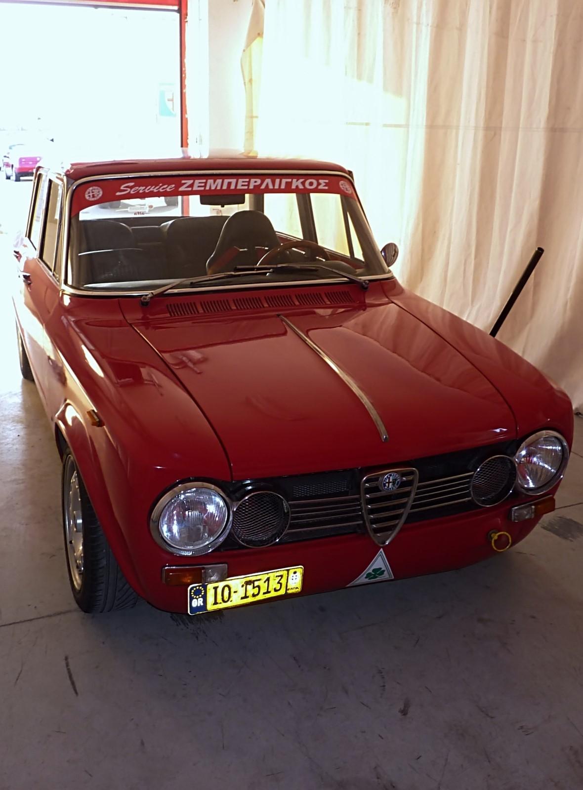 Alfa Romeo Giulia Super (8)