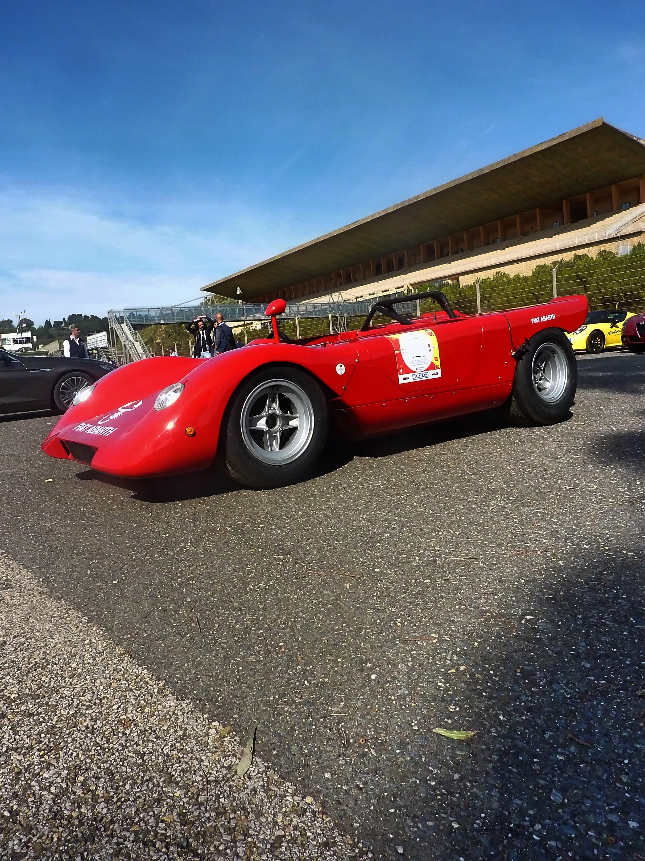 1971 Abarth 1300 SE 018 Biposto Cuneo (6)