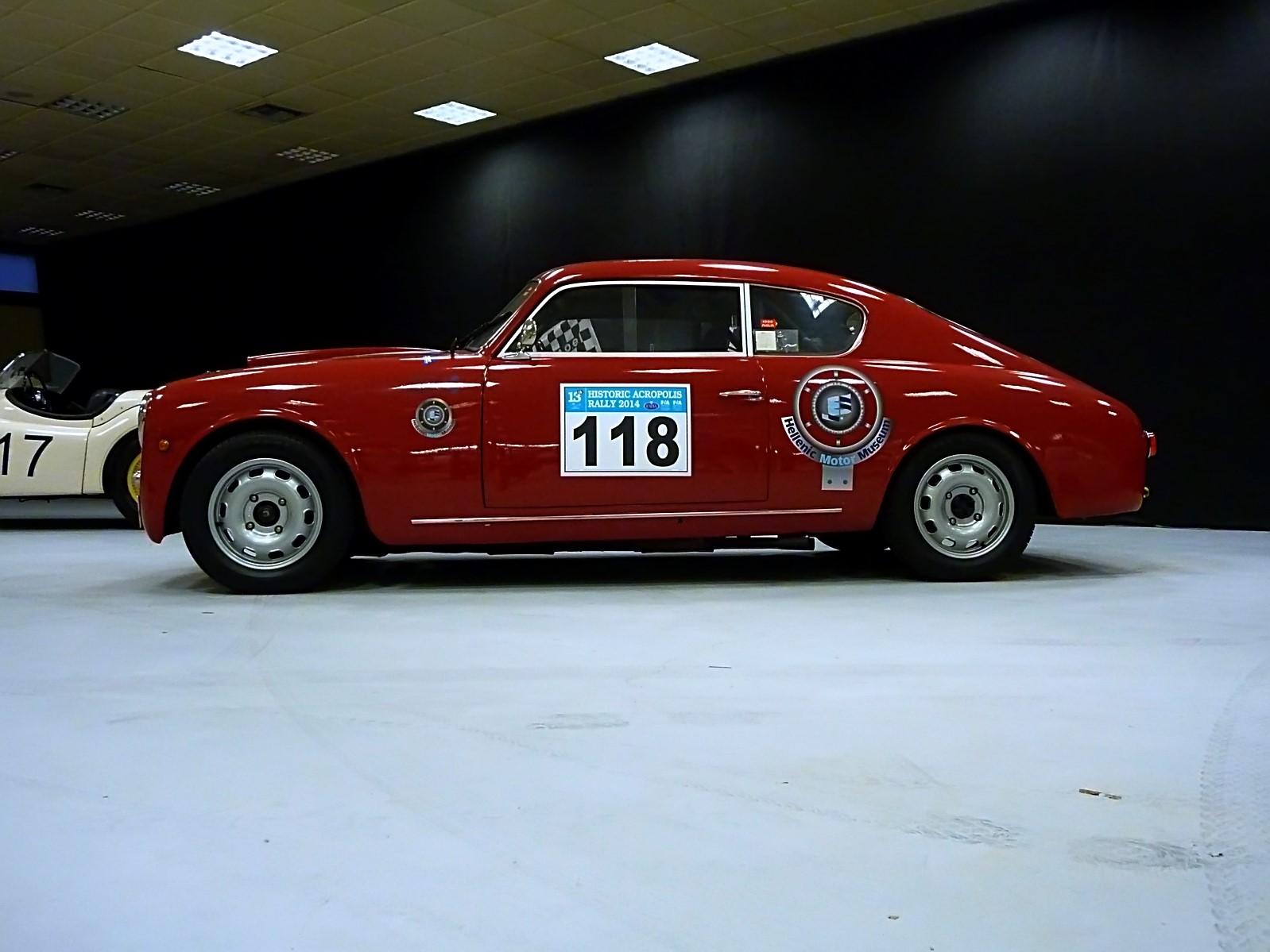 1953 Lancia Aurelia B24 ex L (46)