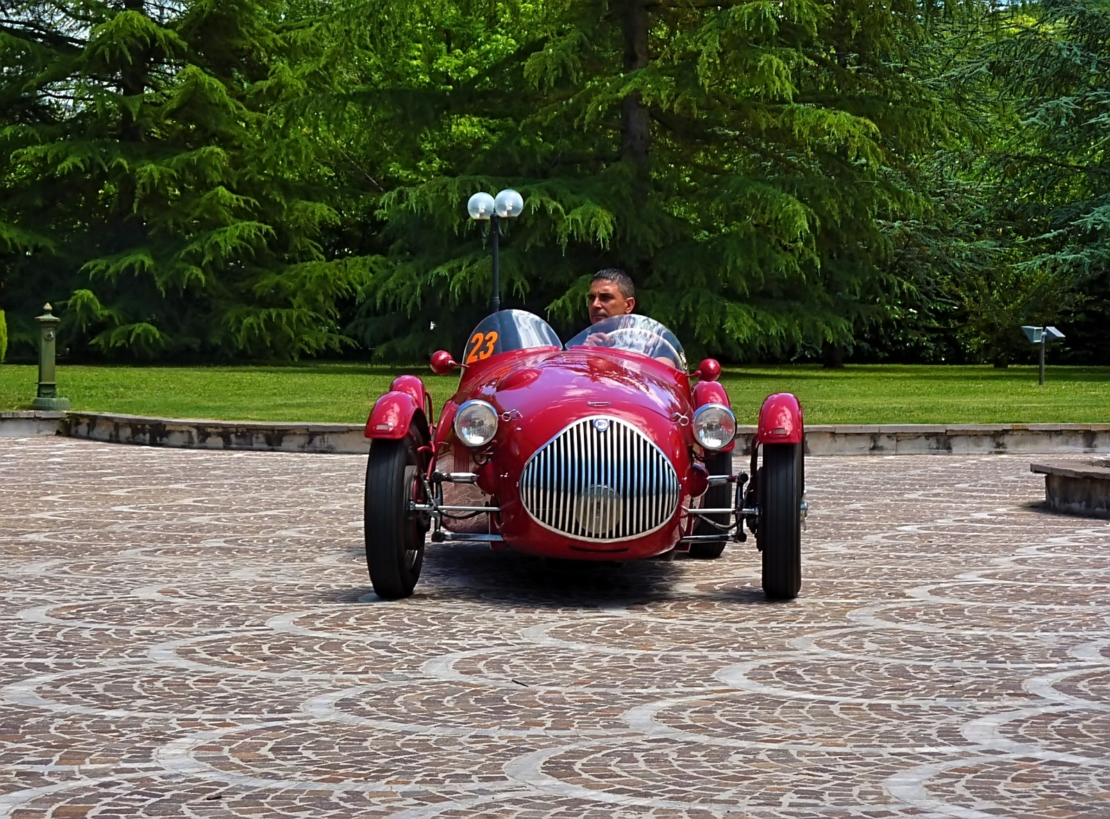 1948 Lancia Aprilia  Paganelli (10)