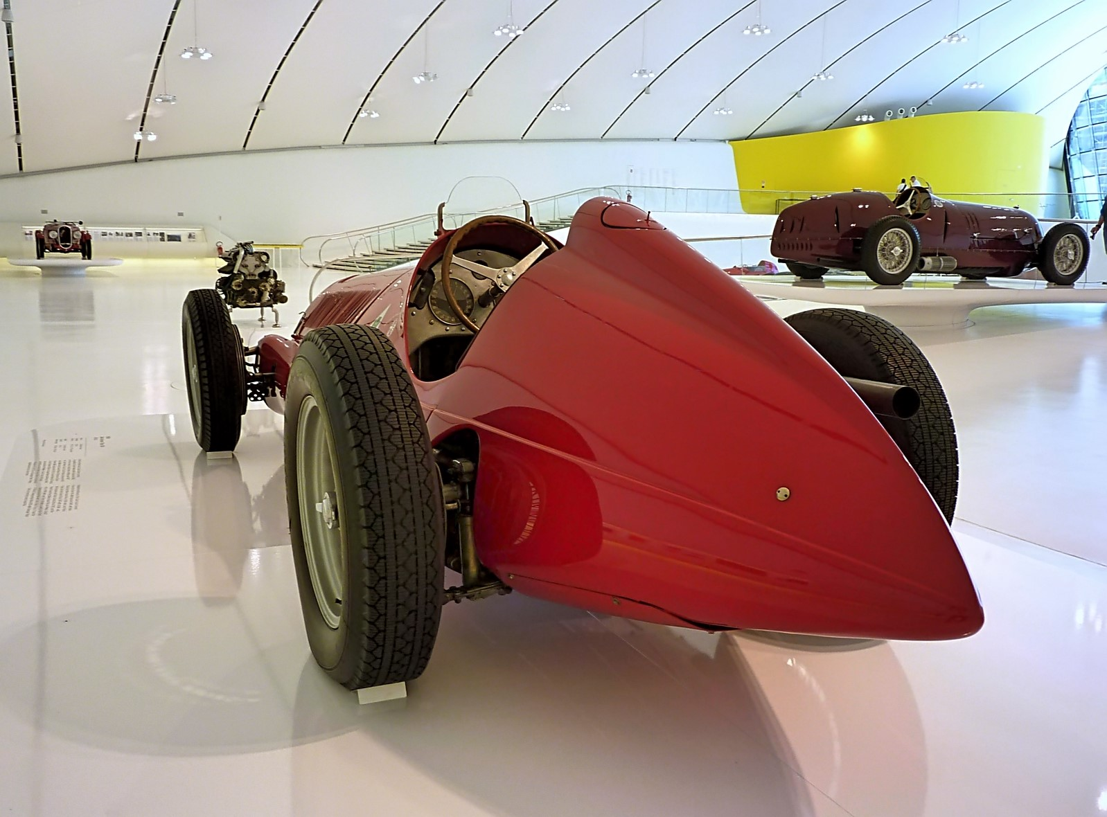 1938 Alfa Romeo Tipo 158 Alfetta  (13)