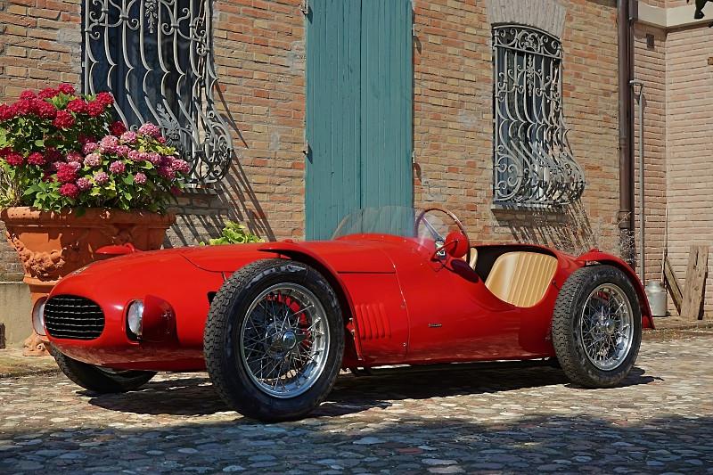 1952 Bandini 750 Sport Siluro by Motto