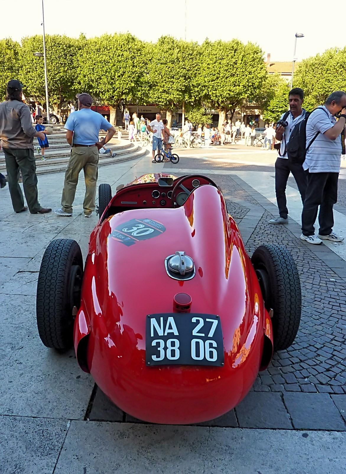 1952 Monaci 8C Bimotore Zagato (9)
