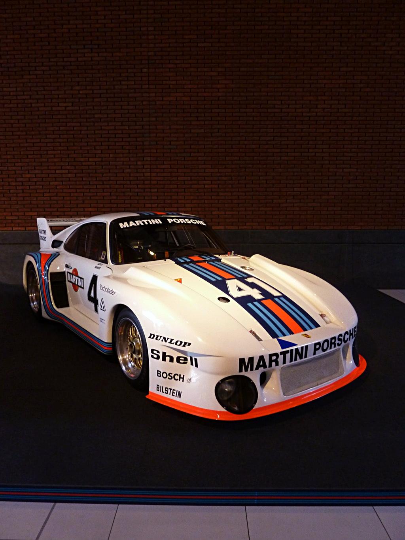 MARTINI Porsche 935 1977